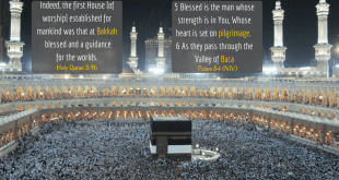Kaaba in the Bible
