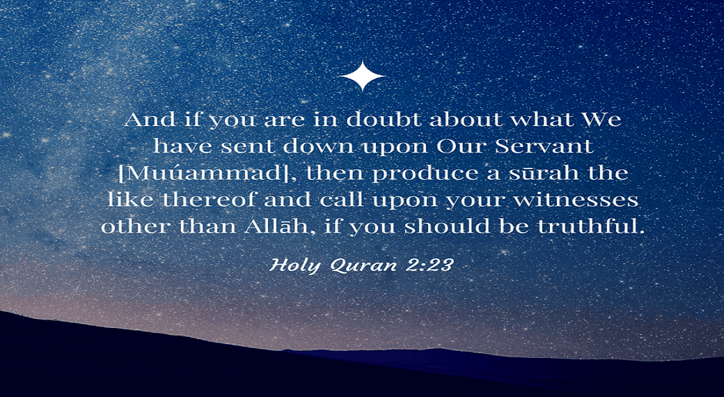 Who wrote the Quran-2