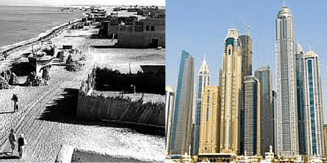 Dubai fulfilling the Prophecy of Prophet Muhammad