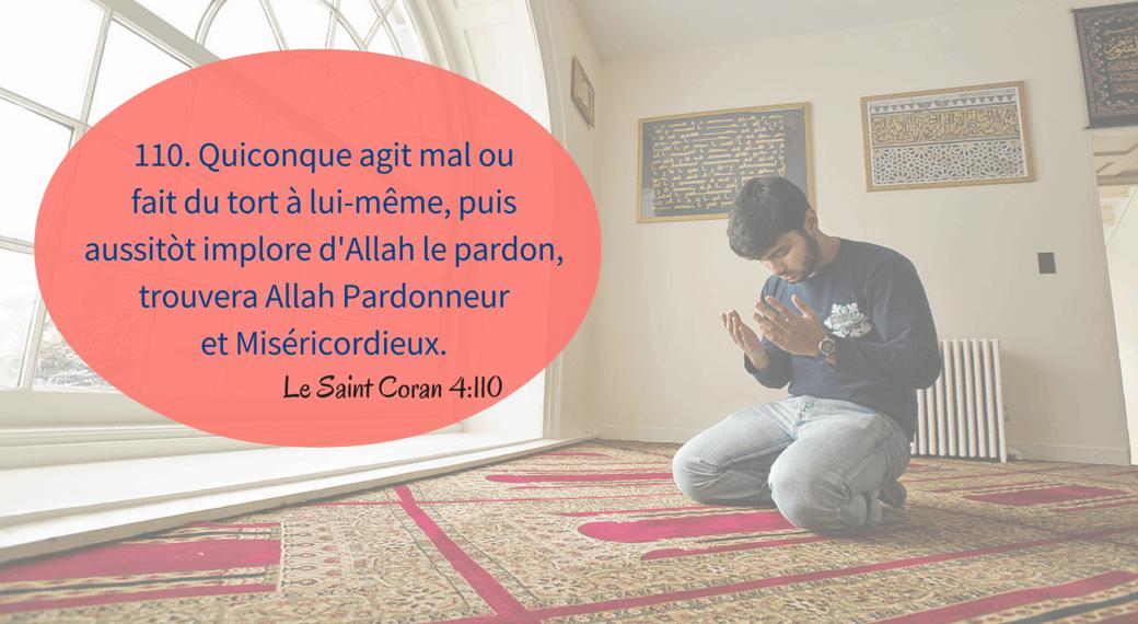 Le Salut et le Pardon en Islam